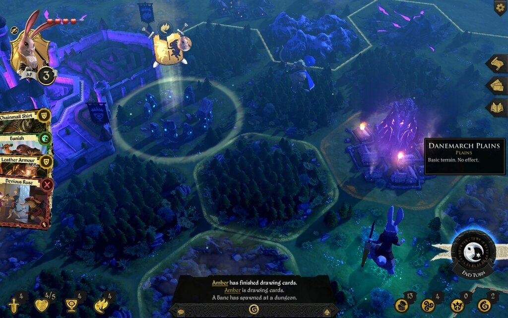 Armello: Gameplay