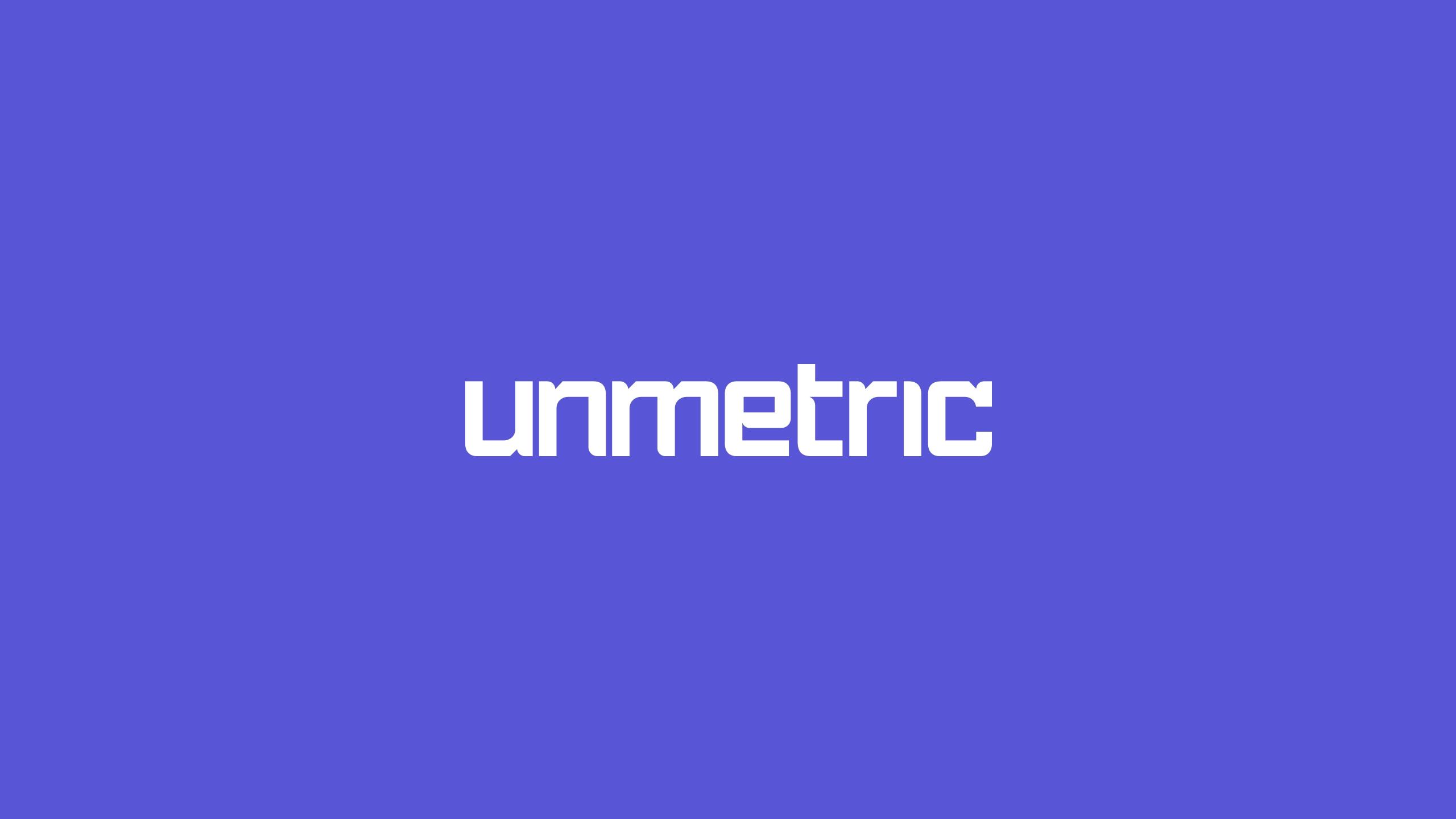 Unmetric